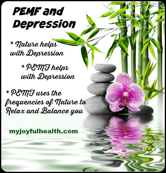 PEMF Depression Relax Balance