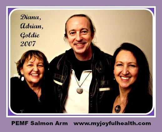 PEMF-Salmon Arm BC Canada