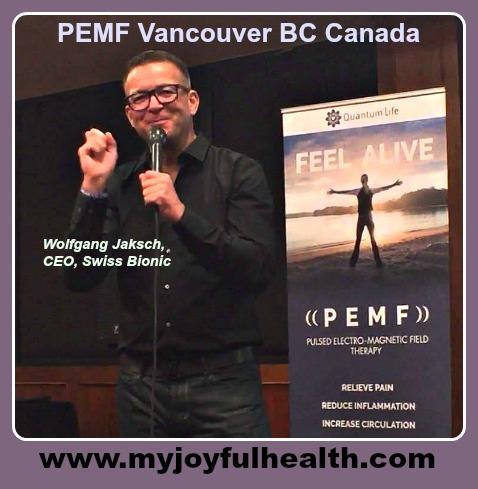 PEMF Vancouver BC Canada