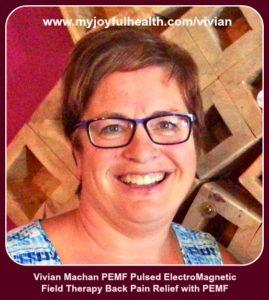 Vivian Machan PEMF Salmon Arm Omnium1 Mat