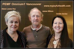 PEMF Omnium1 Vancouver Diane Louise Roy Nov 2016