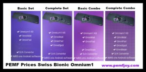 PEMF Price Omnium1 2018 All 4 Diana Walker Swiss Bionic