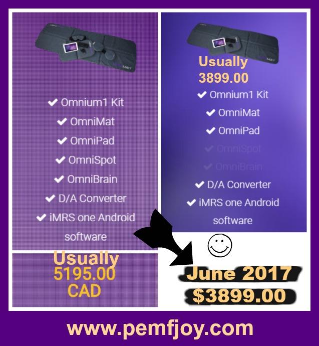 PEMF Buy Omnium1 Mat