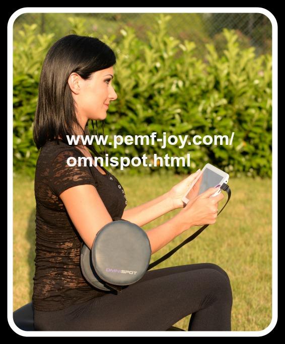 PEMF OmniSpot Omnium1 Swiss Bionic Elbow