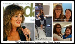 Event PEMF Allie Ochs Goldie Denise Diana Walker May 12 2018 Resized