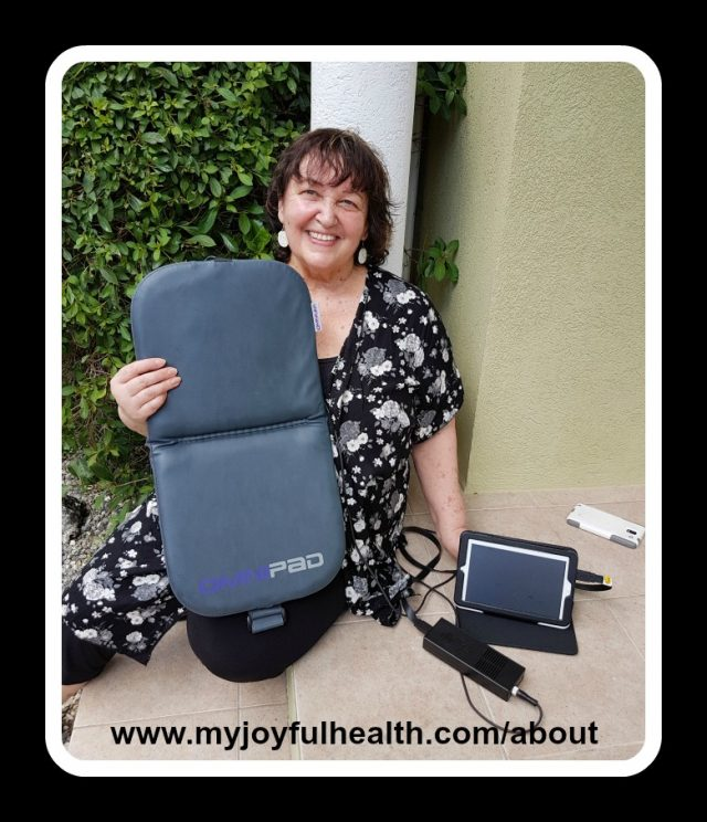 About Diana Walker PEMF OmniPad Pulsed ElectroMagnetic Field Therapy